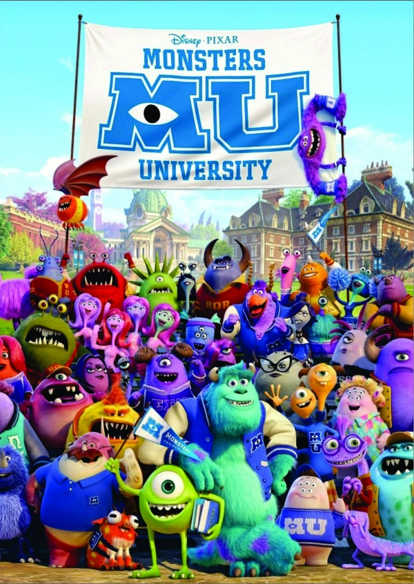 Monsters University | The Momiverse