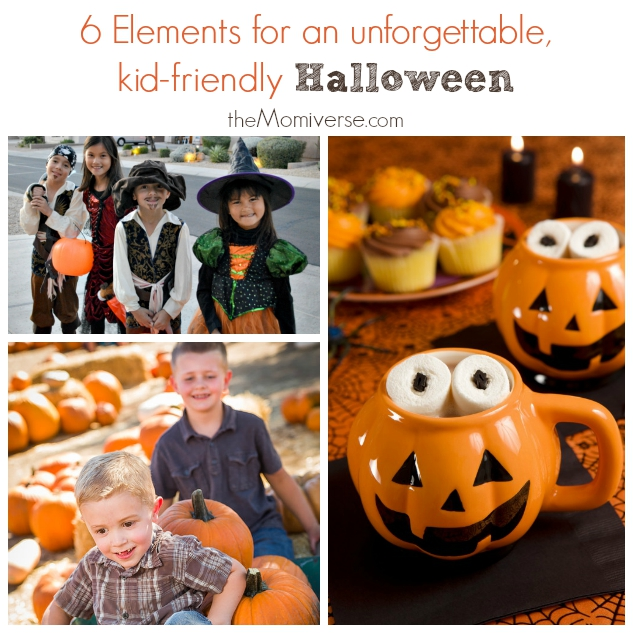 6 Elements for an unforgettable, kid-friendly Halloween | The Momiverse