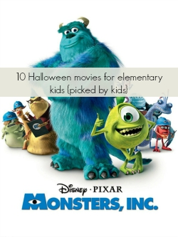 10 Halloween movies for elementary kids | The Momiverse
