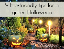 9 Eco-friendly tips for a green Halloween | The Momiverse