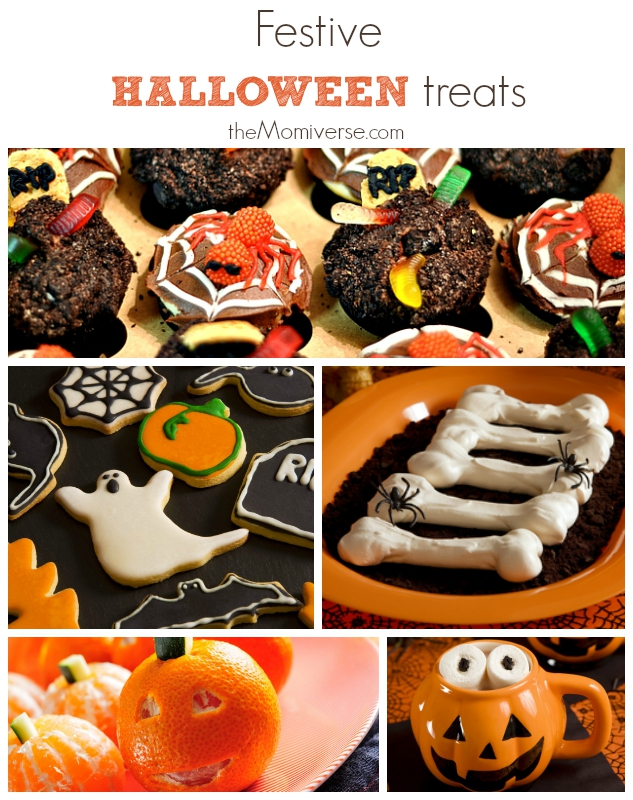 Halloween treats | The Momiverse