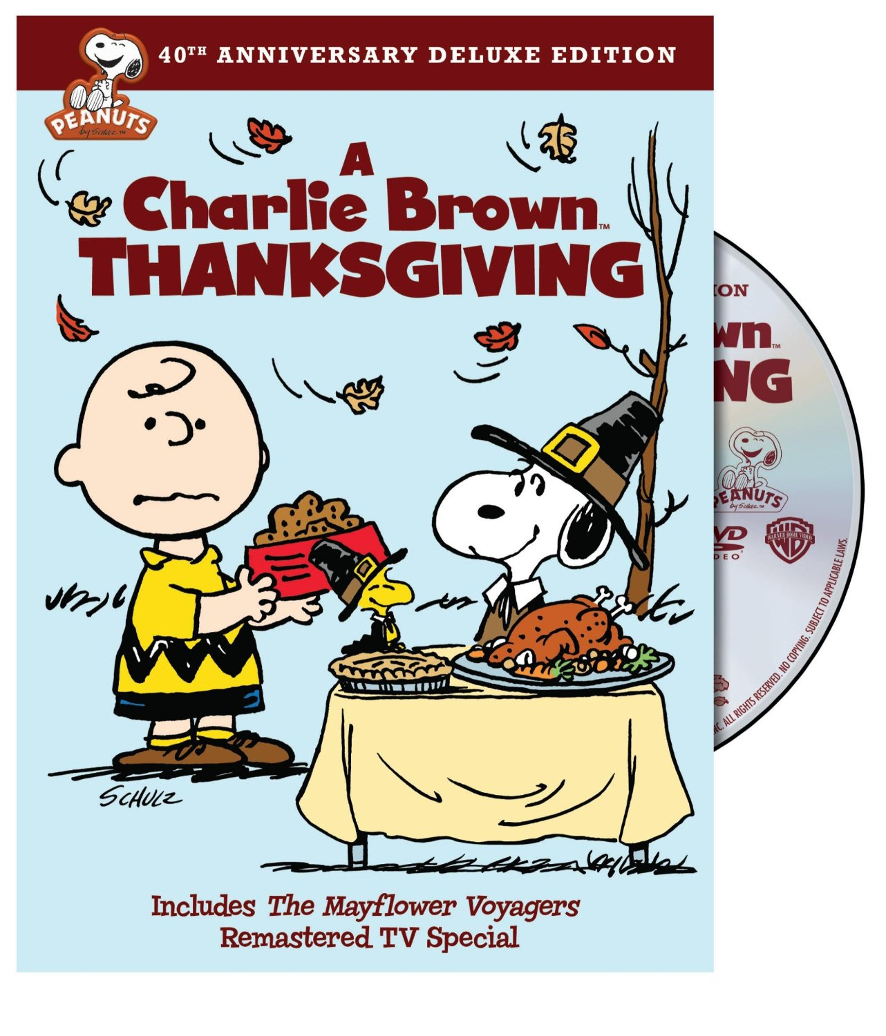 A Charlie Brown Thanksgiving | The Momiverse