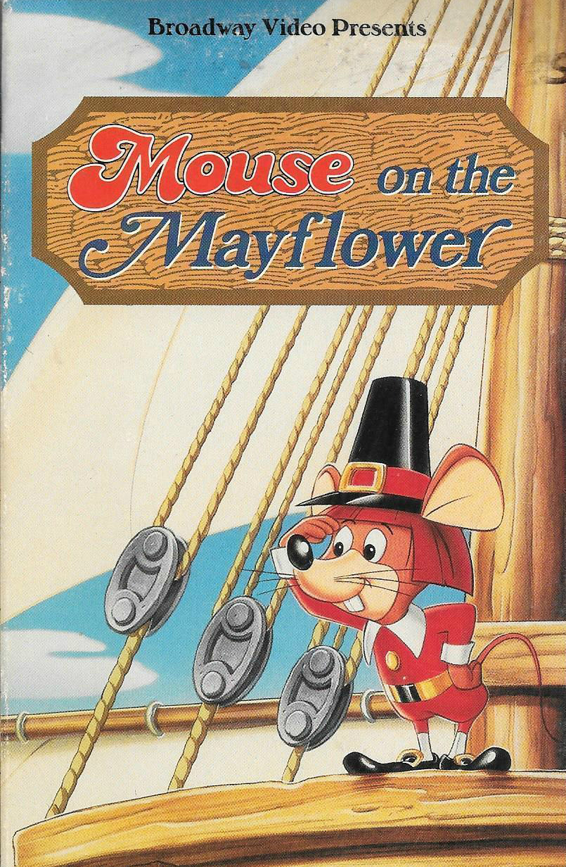 Mouse on the Mayflower | The Momiverse