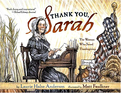 Thank You, Sarah: The Woman Who Saved Thanksgiving | The Momiverse