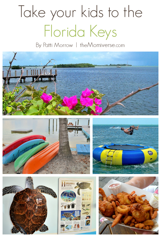 Take your kids to the Florida Keys | The Momiverse | Article by Patti Morrow