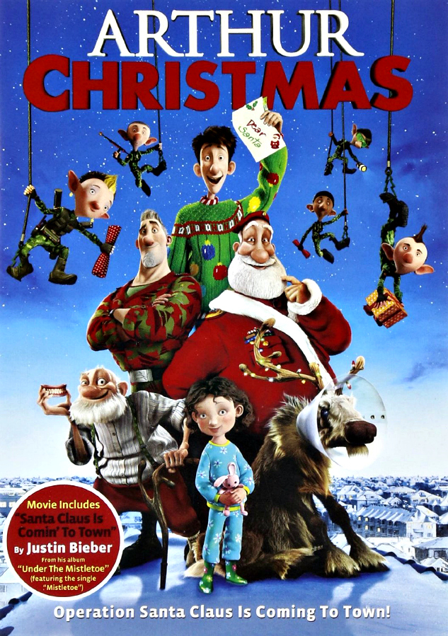 Arthur Christmas | The Momiverse