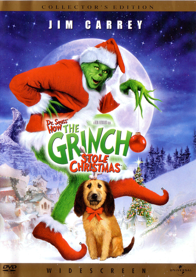 How the Grinch Stole Christmas (live action)