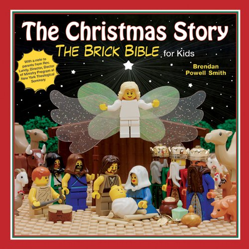 The Christmas Story: Brick Bible for Kids | The Momiverse